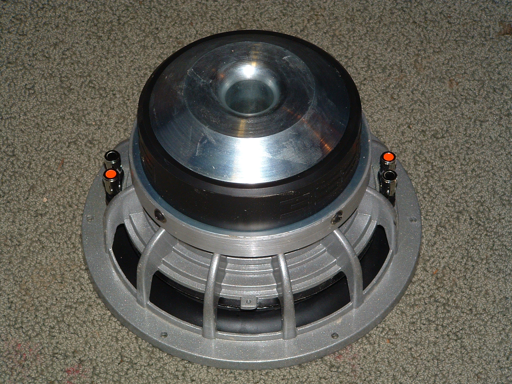 Nick Bocchi Subwoofers Will Consistent Power To Both Maximizing Your Subwoofer Pictured Above This Is A Rear View Of The With Its Massive Magnet