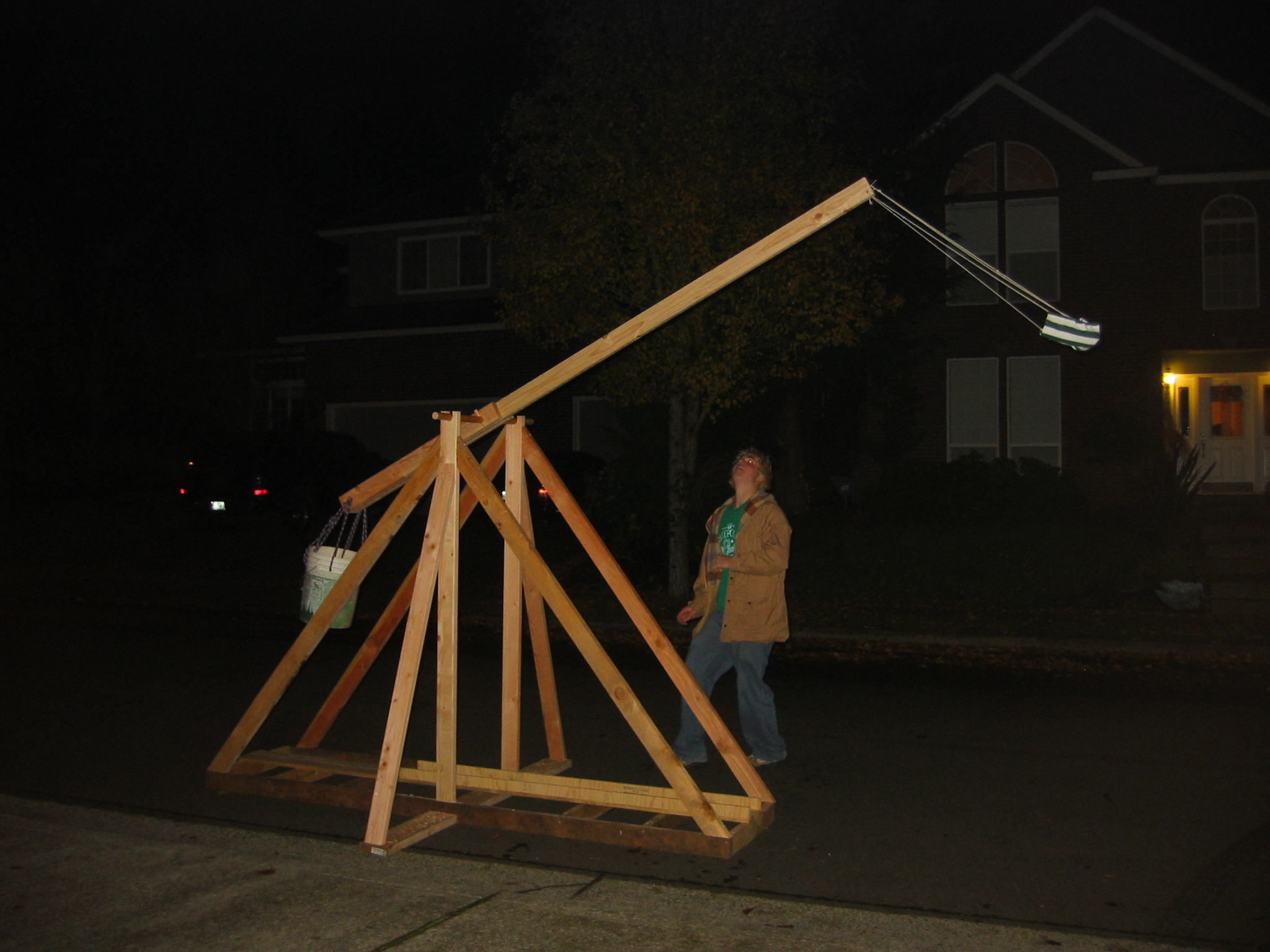 what is a trebuchet? essay At first building a trebuchet seamed like a fun and easy project however, the mechanics were easily expressed on paper but difficult to duplicate on the machine.
